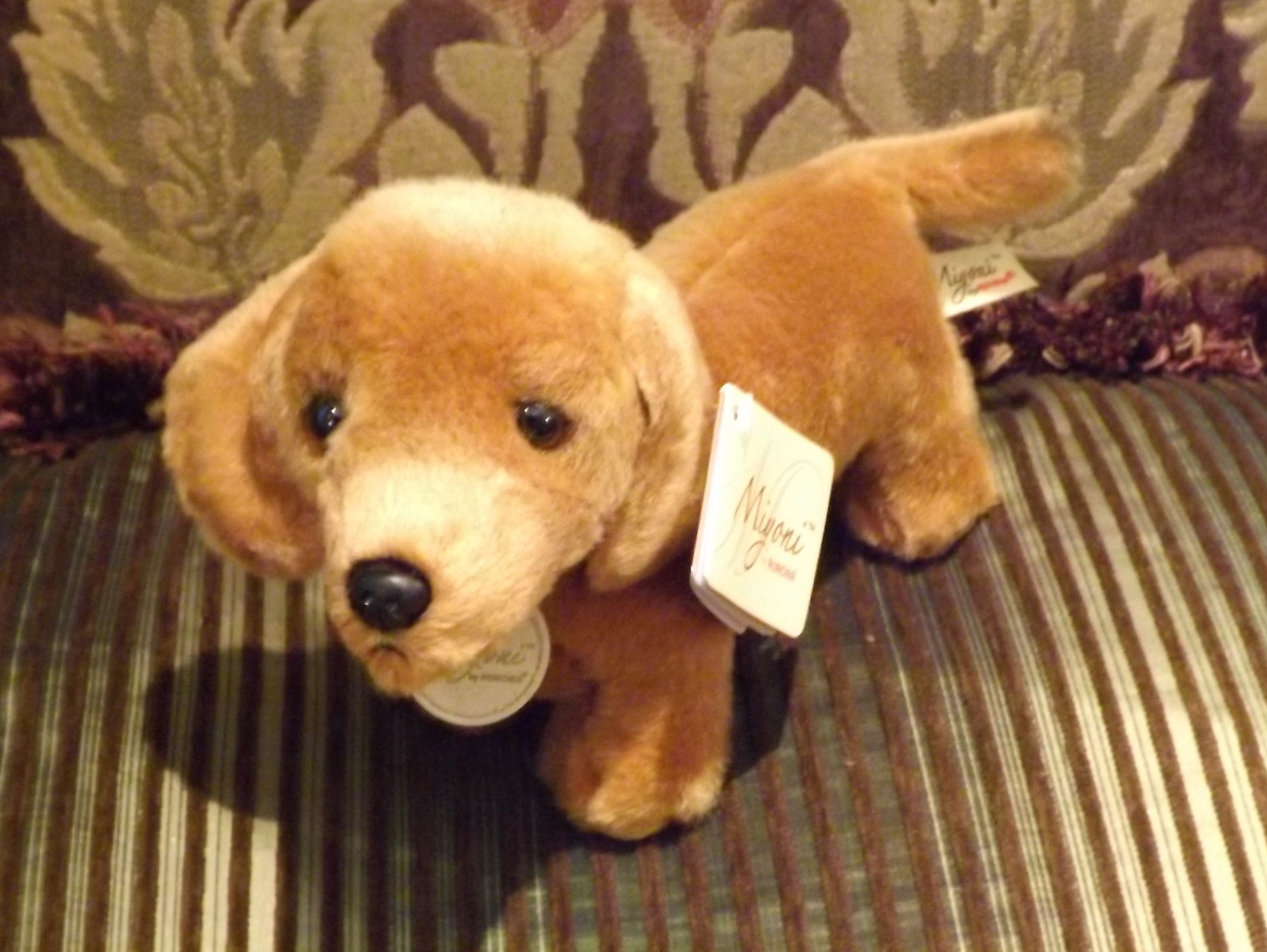 A10809-Small-Dachshund-Plush-Toy-Dog