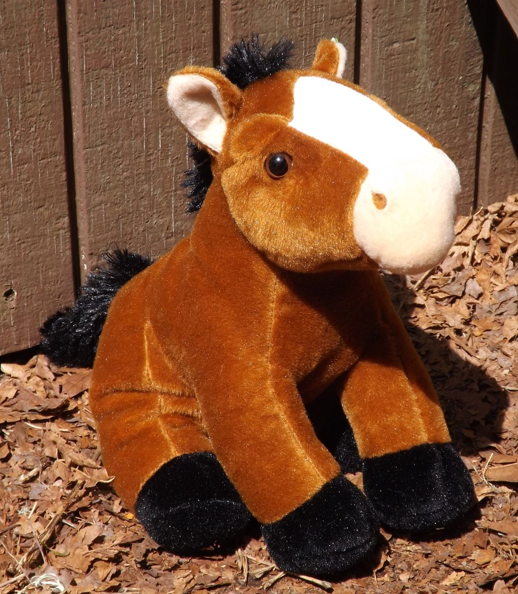 Stuffed Horse Toy : Stuffed horses and plush toy ponies product categories