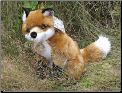Stuffed Foxes