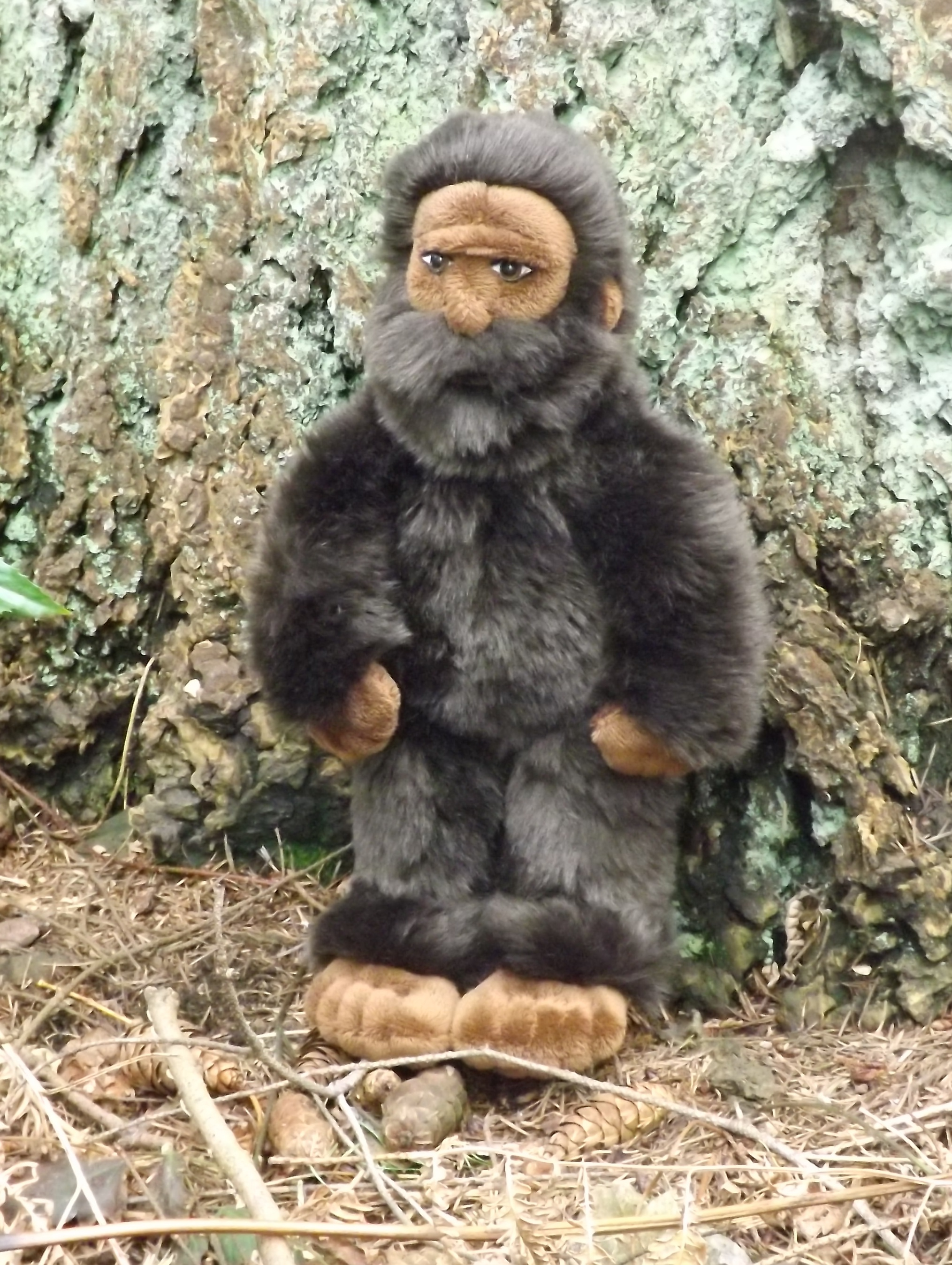 Stuffed Bigfoot and Sasquatch Dolls and Gifts