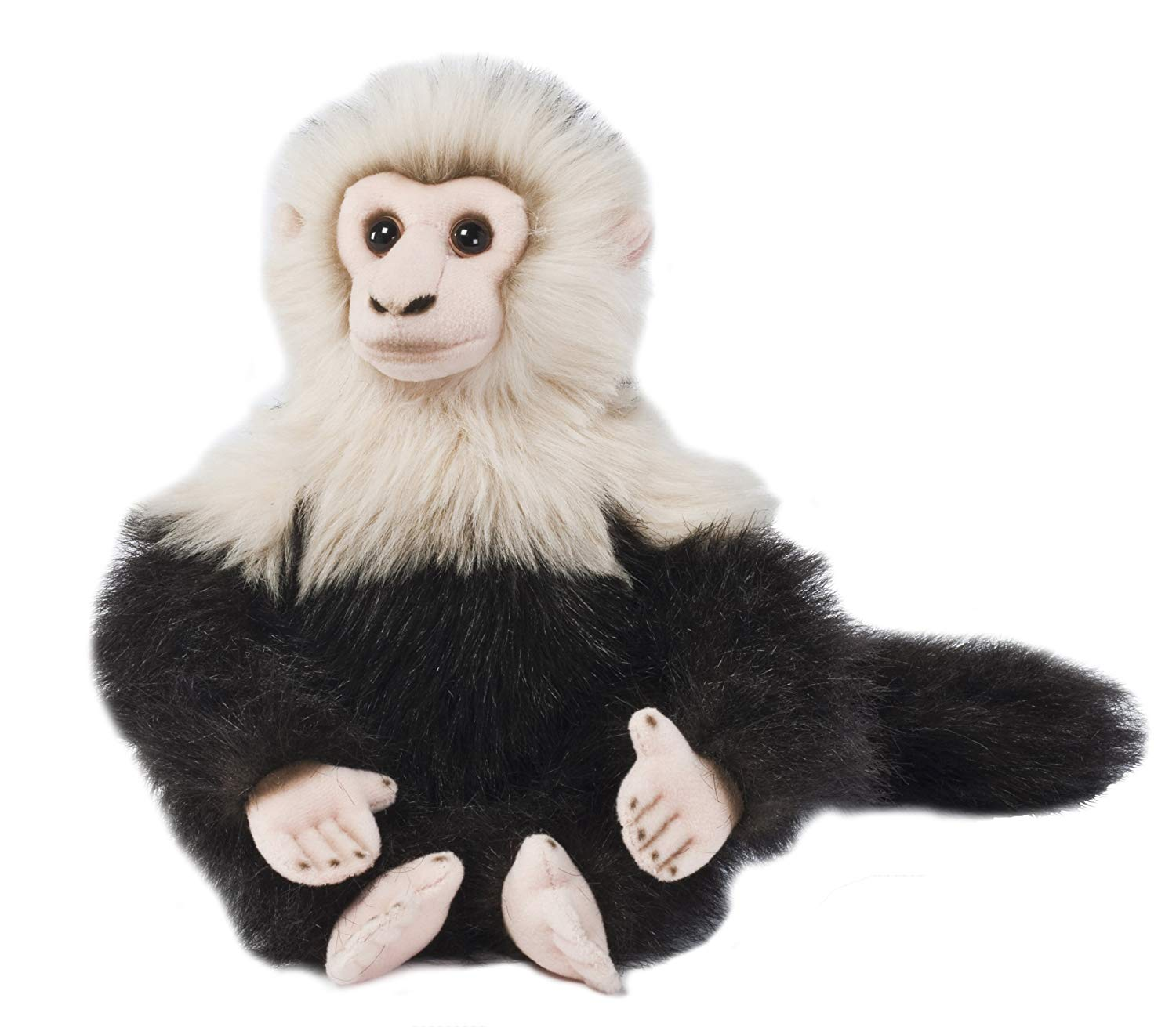 Aurora Stuffed Capuchin Monkey 12""